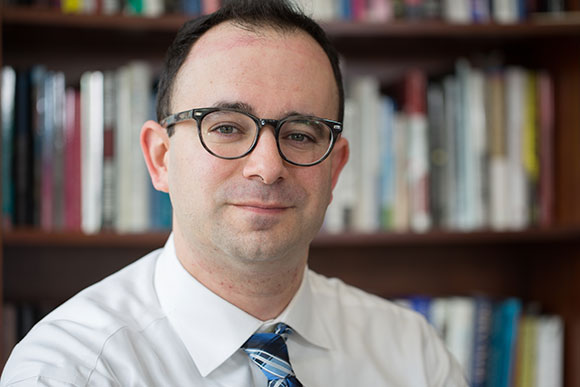 David Karpf, assistant professor of media and public affairs
