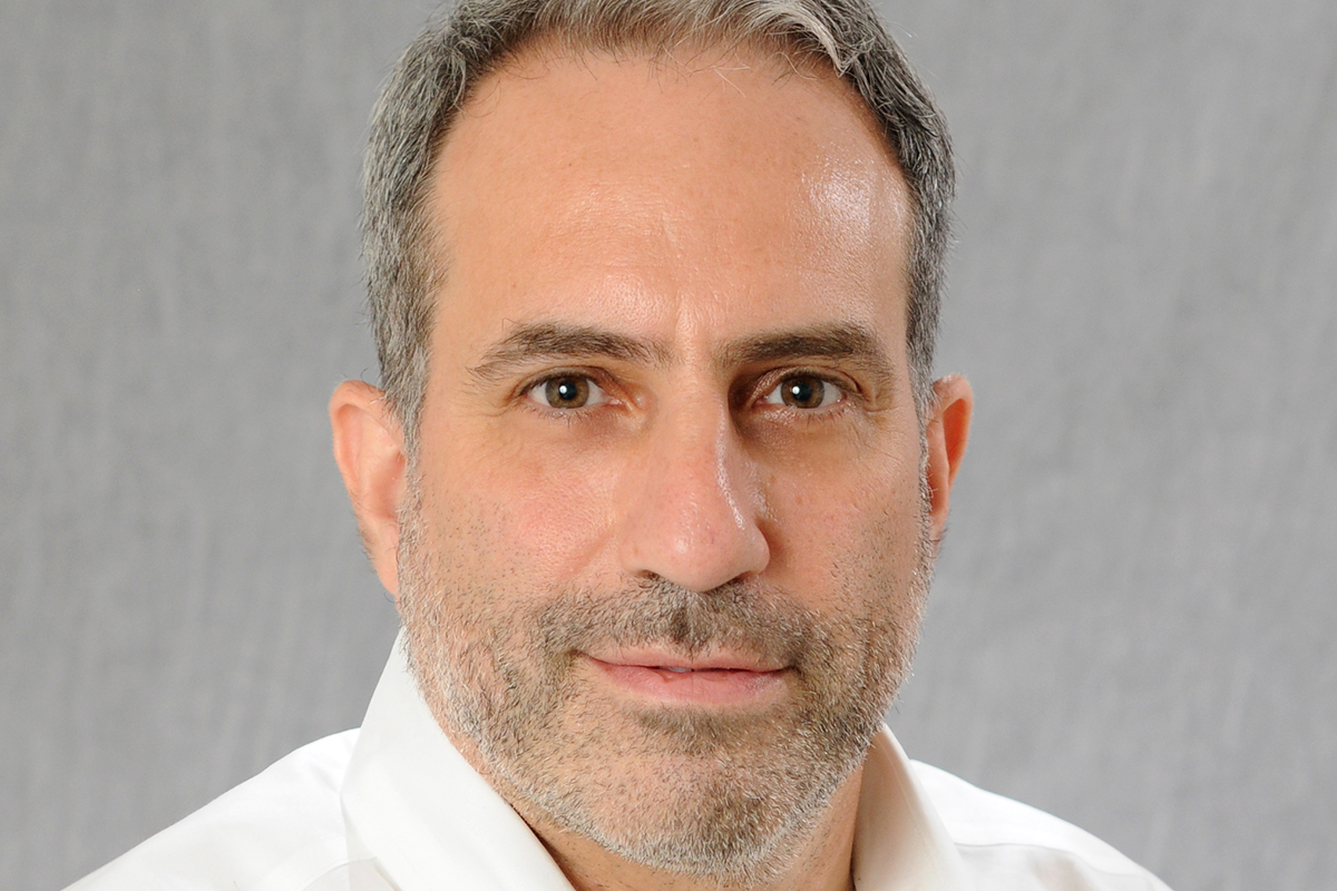 Jeffrey Bethony, professor of microbiology, immunology and tropical medicine