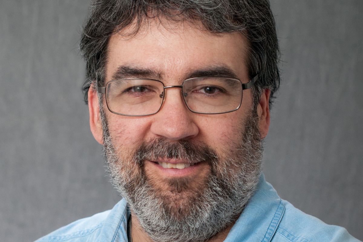 John Hawdon, associate professor of microbiology, immunology and tropical medicine