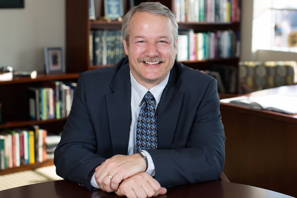 Keith Crandall, founding director of the Computational Biology Institute