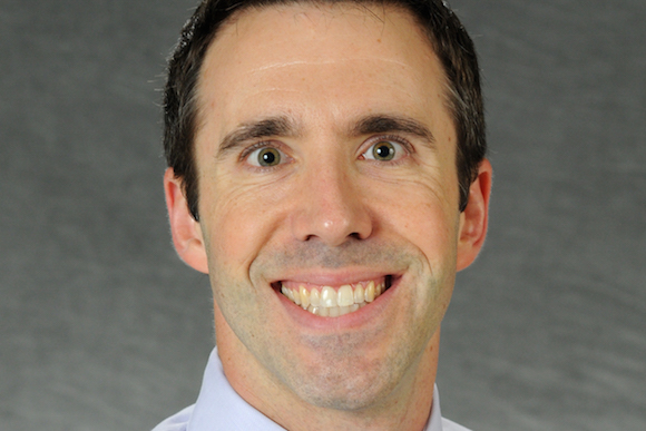 Kris Lehnhardt, assistant professor of emergency medicine