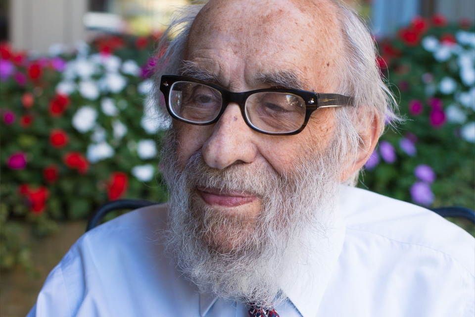 A Professorship in Israel Studies, funded by a grant from The Morningstar Foundation, will be named after Rabbi Max Ticktin. (Ju