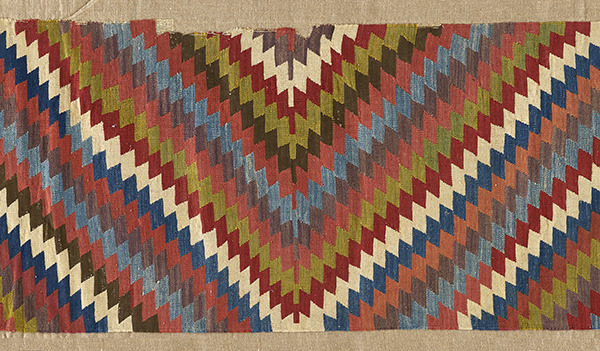 Kilim, Central Anatolia, mid-19th century