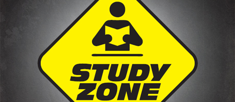 Study online in libraries