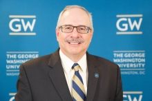 Thomas LeBlanc, 17th President of the George Washington University