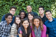 Posse Foundation scholars from the class of 2014.